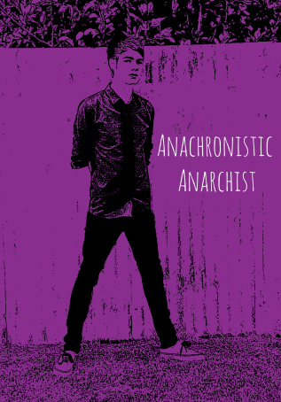 Anachronistic Anarchist Purple